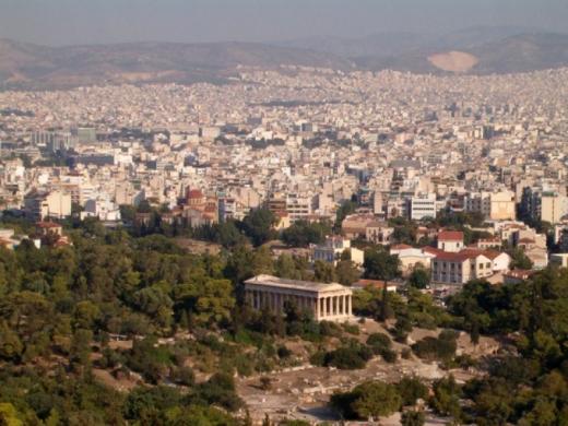 Apartamente cu două camere din Atena se vând la preţ de garsonieră confort II în Cluj