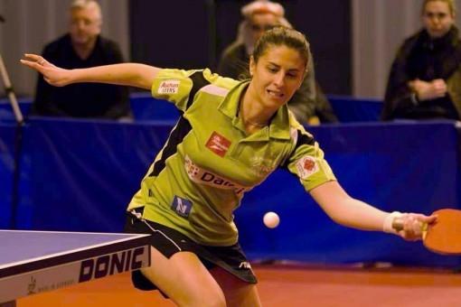 Jucătoarea de tenis de masă Valeria Borza a încetat din viaţă la 29 de ani
