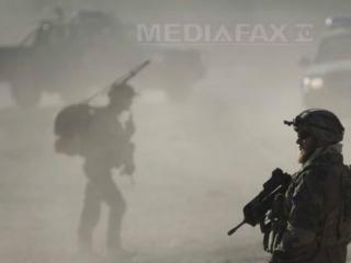 Militar NATO, ucis într-un atac sinucigaş taliban. Sursa foto: mediafax.ro