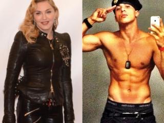 Madonna are un nou iubit, cu 29 de ani mai tânăr