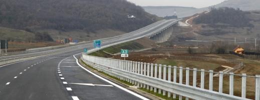 Ce au păţit hoţii care au furat plasa de protecţie de pe Autostrada Transilvania