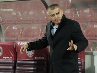 Grigoraş şi-a reziliat contractul cu CFR Cluj
