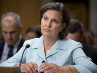 Subsecretarul american de stat Victoria Nuland