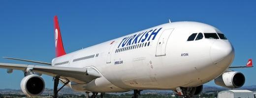 Un avion al Turkish Airlines a aterizat de urgenţă în Maroc după o ALERTĂ CU BOMBĂ