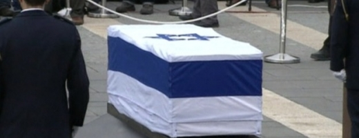Sharon va fi înmormântat luni, lângă soţia sa, de origine română