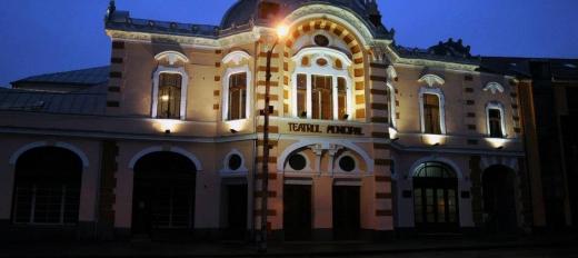 Echipa de actori a teatrului turdean pregătește o nouă premieră