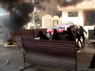 ATENTAT cu bombă la Cairo
