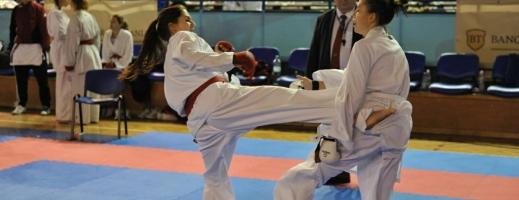 Turda va găzdui Gala Campionilor Federației Române de Karate WKC