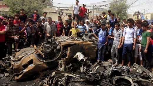 Val de ATENTATE în Irak: Cel puţin 46 de oameni au MURIT