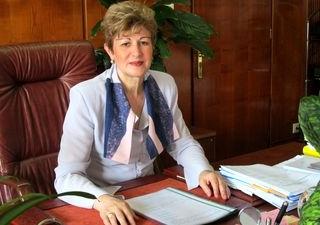 Preşedinta Înaltei Curţi de Casaţie şi Justiţiei, Livia Stanciu