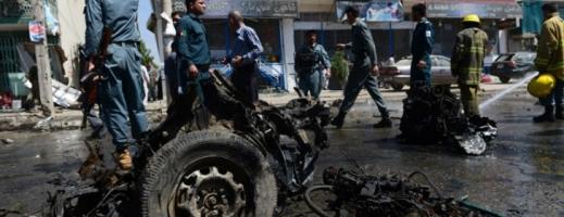 Kabul acuză serviciie secrete că s-ar afla în spatee atacului de vineri. Sursa foto actualitati.net