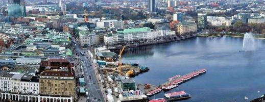 Hamburg, primul oraş care interzice maşinie în centru