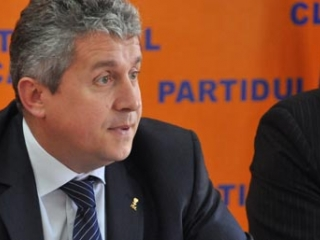 Preşedintele PDL Cluj, Daniel Buda