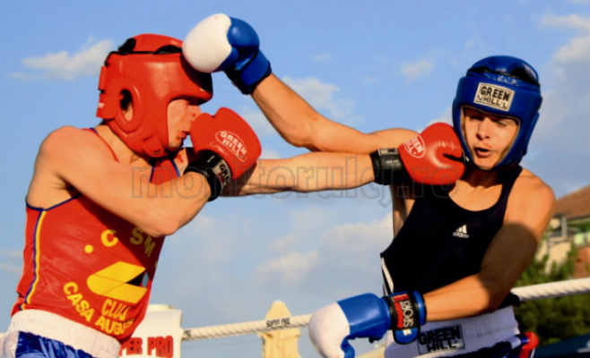 Cupa Unirii Principatelor Române la Box a ajuns la a II-a ediţie