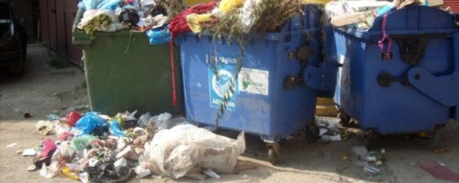 Clujenii vor mai multe cosuri de gunoi