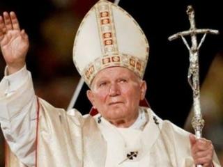 o fiolă conţinând sânge al fostului papă Ioan Paul al II-lea a fost furată
