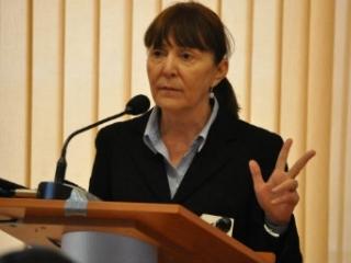 Europarlamentarul PDL, Monica Macovei