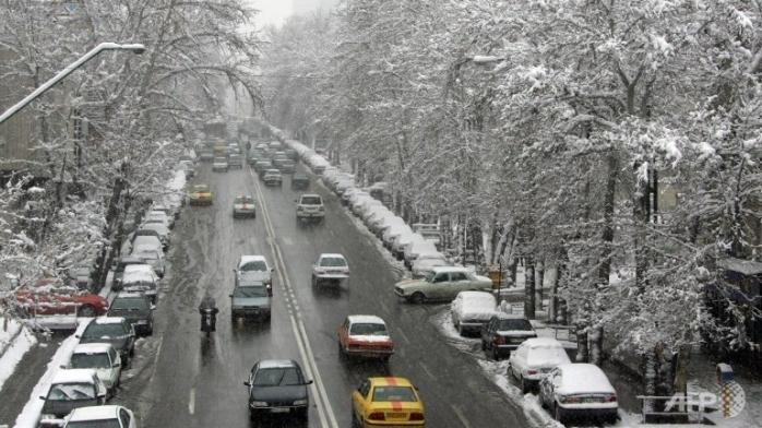 Nordul Iranului, lovit de cea mai puternică furtună de zăpadă din ultimii 50 de ani