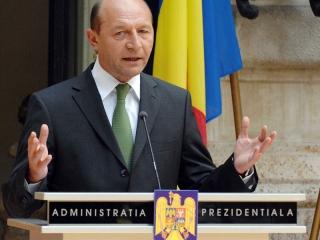 Președintele Băsescu