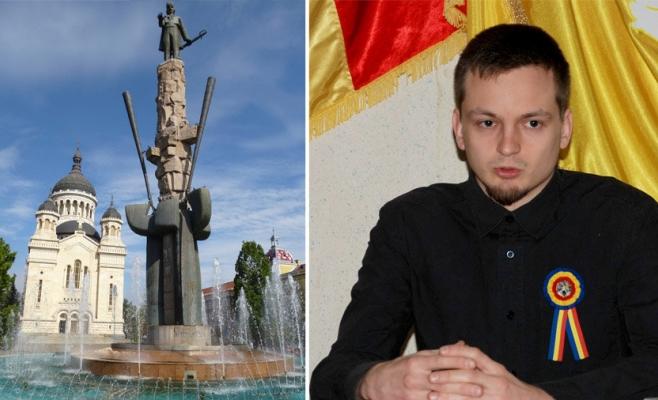Liderul Noua Dreaptă Cluj, Codrin Goia