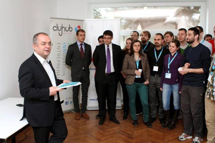 Castigatorii Cluj City Apps