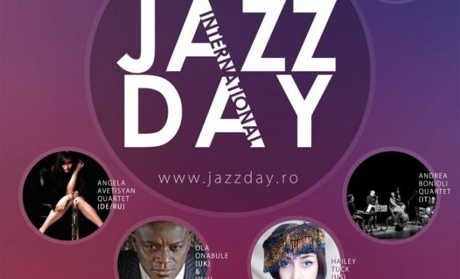 Ziua internaţională a jazzului, sărbătorită la Cluj-Napoca