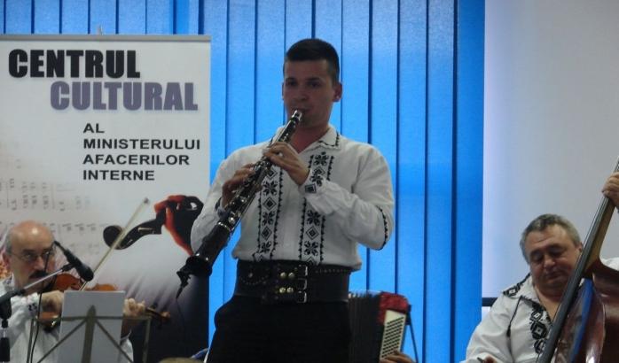 Locul I la taragot pentru un elev al Şcolii de Poliţie Cluj