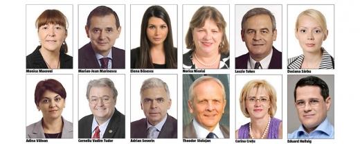 Câte rapoarte au avut europarlamentarii români