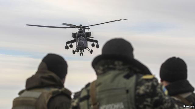 Armata ucraineană a lansat vineri dimineaţa o vastă operaţiune militară împotriva oraşului separatist prorus Slaviansk