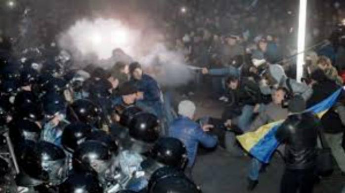 Rusia si Ucraina in pragul razboiului