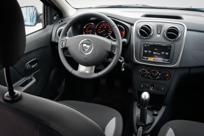Modelul preferat de francezi este Dacia Sandero