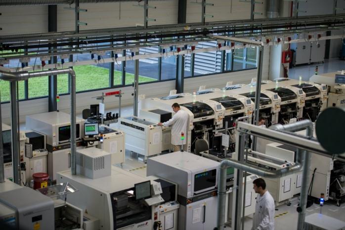 Bosch a inaugurat vineri în comuna Jucu, judeţul Cluj, cea de-a doua fabrică de componente auto pe care o deţine în România.