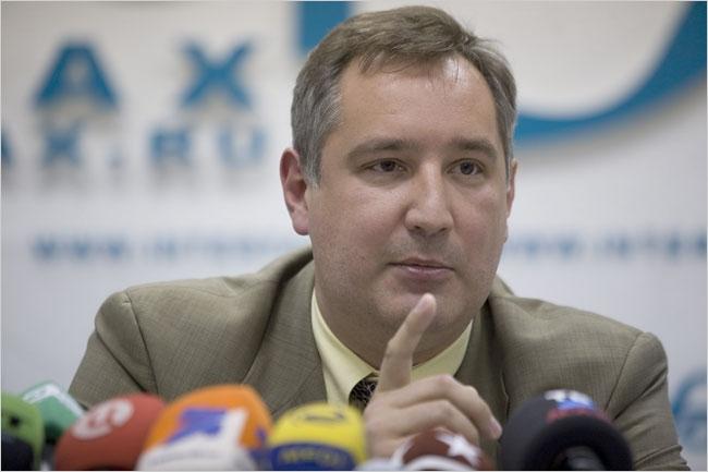 Vicepremierul rus Dmitri Rogozin. Sursă foto: www.noi.md