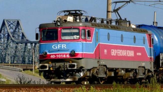 Tren GFR. Foto: gfr.ro
