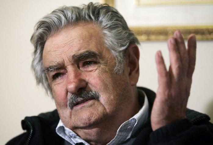 Jose Mujica, preşedintele Uruguayului