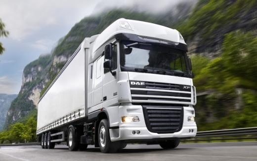 Şoferii de TIR pot ajunge să câştige peste 1.500 de euro pe lună