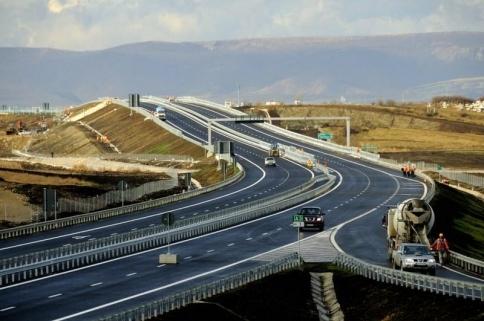 Cum va arăta harta autostrăzilor din România peste nouă ani