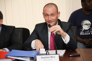 Mihai Seplecan. Foto: ziaruldecluj.ro