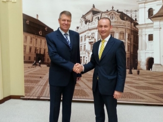 Mihai Seplecan, numit secretar general şi preşedinte interimar al PNL Cluj