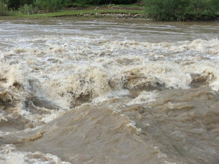 Pericol de inundații pe Someșul Mic
