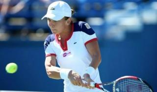 Jucătoarea română de tenis Simona Halep