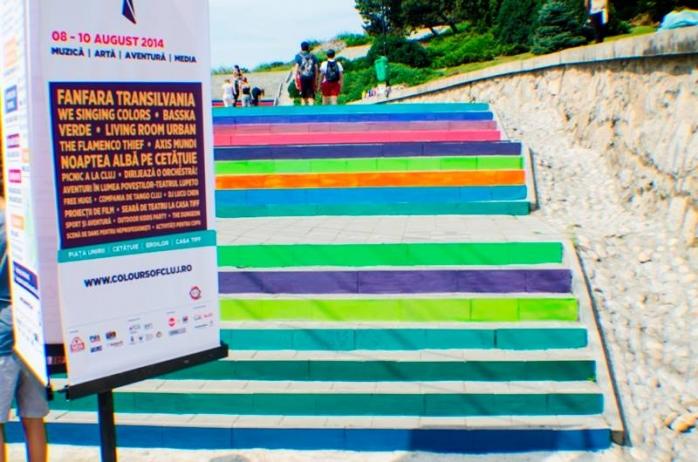 sursa foto: facebook.com/ColoursOfCluj