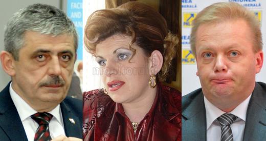 Horea Uioreanu, Lucia Suciu, Ioan Oleleu