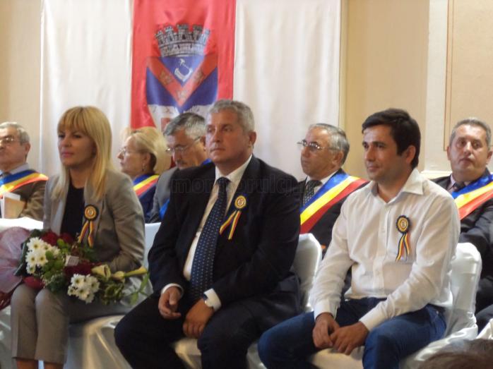Elena Udrea participă la Zilele Orașului Turda