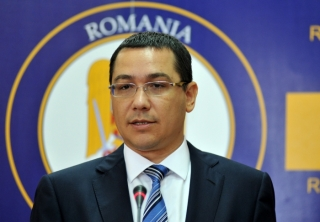 Victor Ponta, premierul României