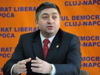 Senatorul PDL de Cluj Alin Tişe