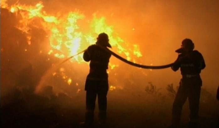 S-au îmbătat şi au dat foc unei cabane din Cluj-Napoca