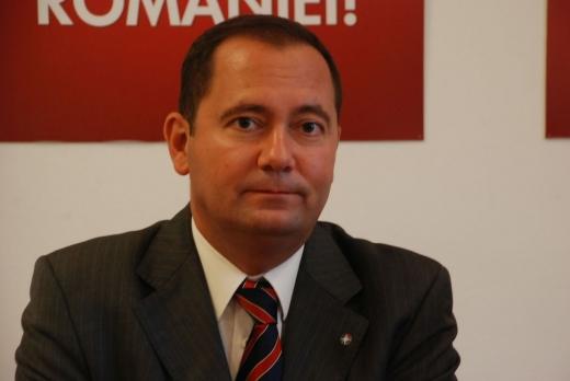 Candidatul PPMT la preşedinţie, Szilagyi Zsolt