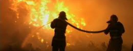 Incendiu la fabrica de mobilă din Gherla. Angajații, trimiși acasă