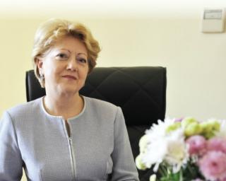 Viceprimarul Sibiului Astrid Fodor (FDGR). Sursă foto: sibiu100.ro